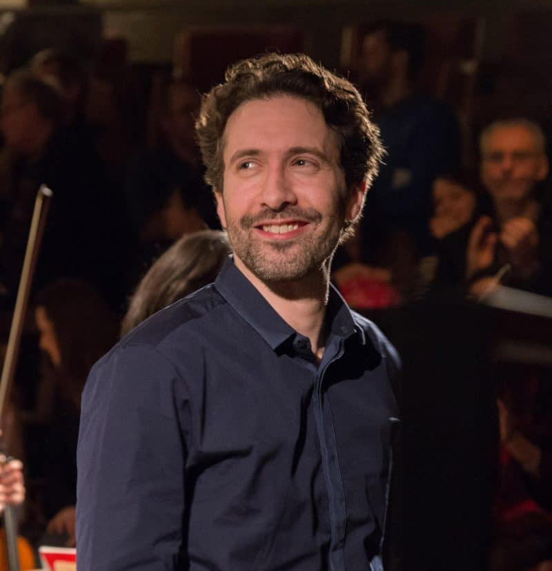 Appointment of new Assistant Conductor tops a remarkable year for the English Symphony Orchestra