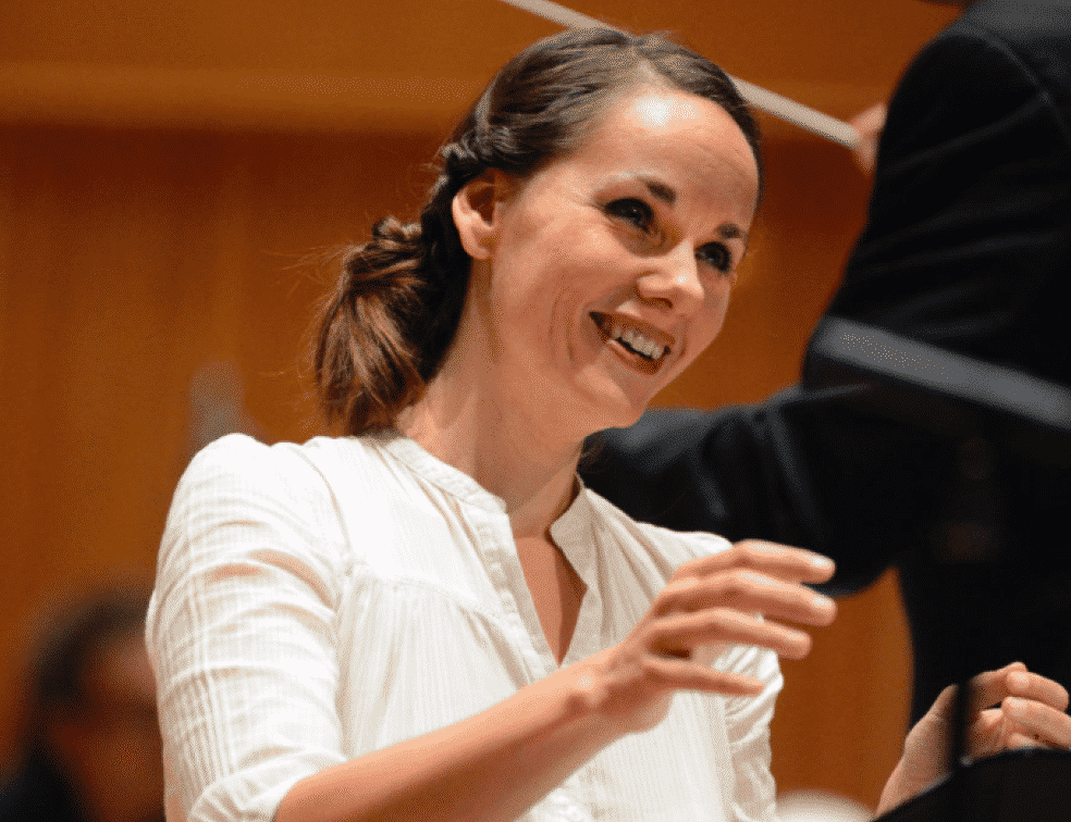 Soprano April Fredrick Appointed As First ESO Affiliate Artist