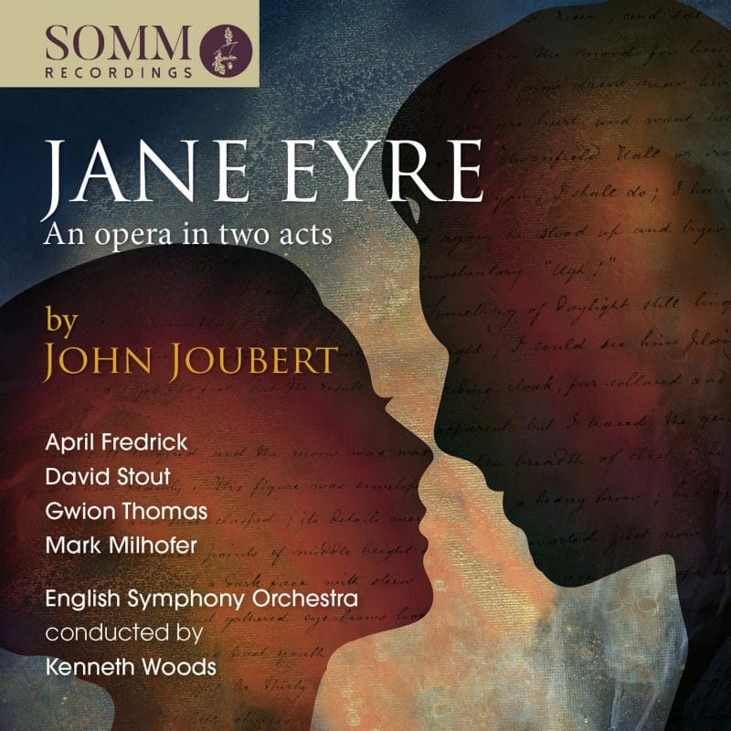 CD Review: Classica Magazine on Jane Eyre