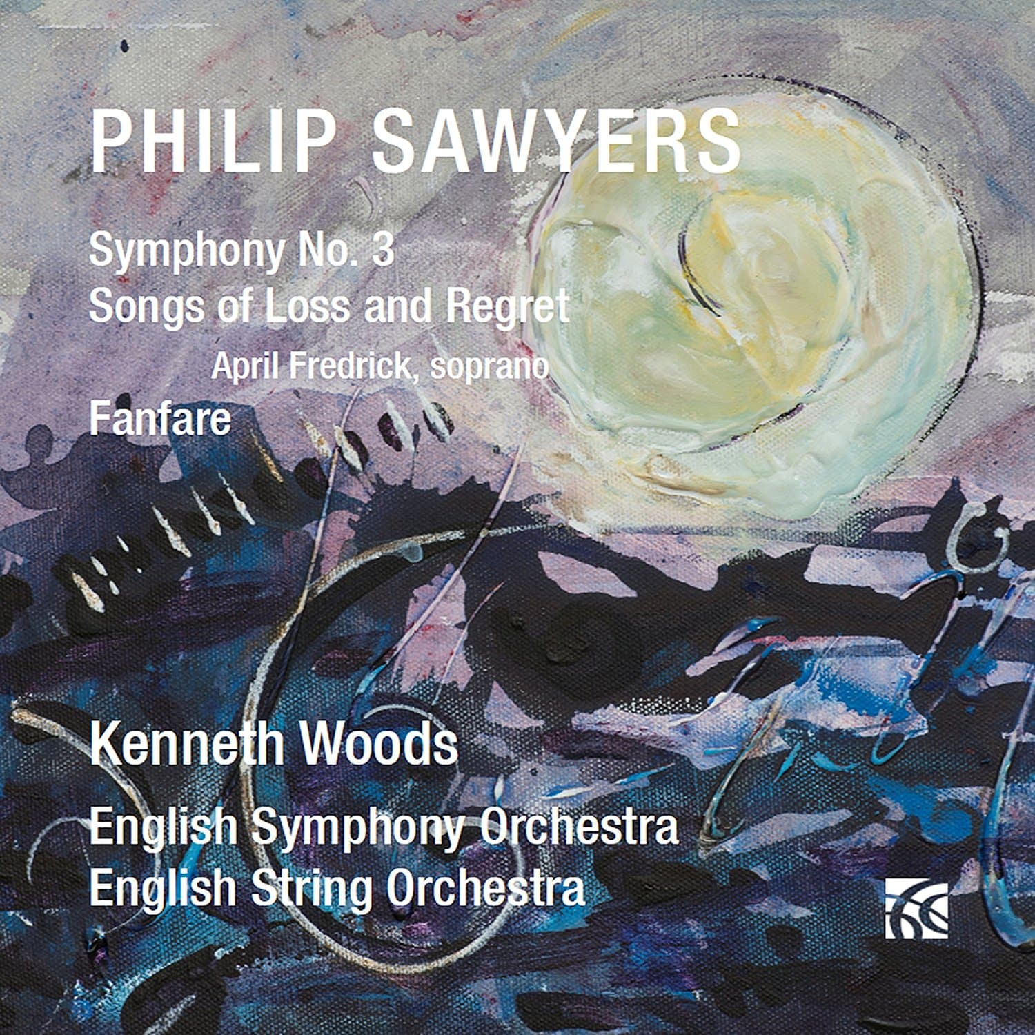 CD Review- Gramophone Magazine on Sawyers- Symphony no. 3, Songs of Loss and Regret, Fanfare
