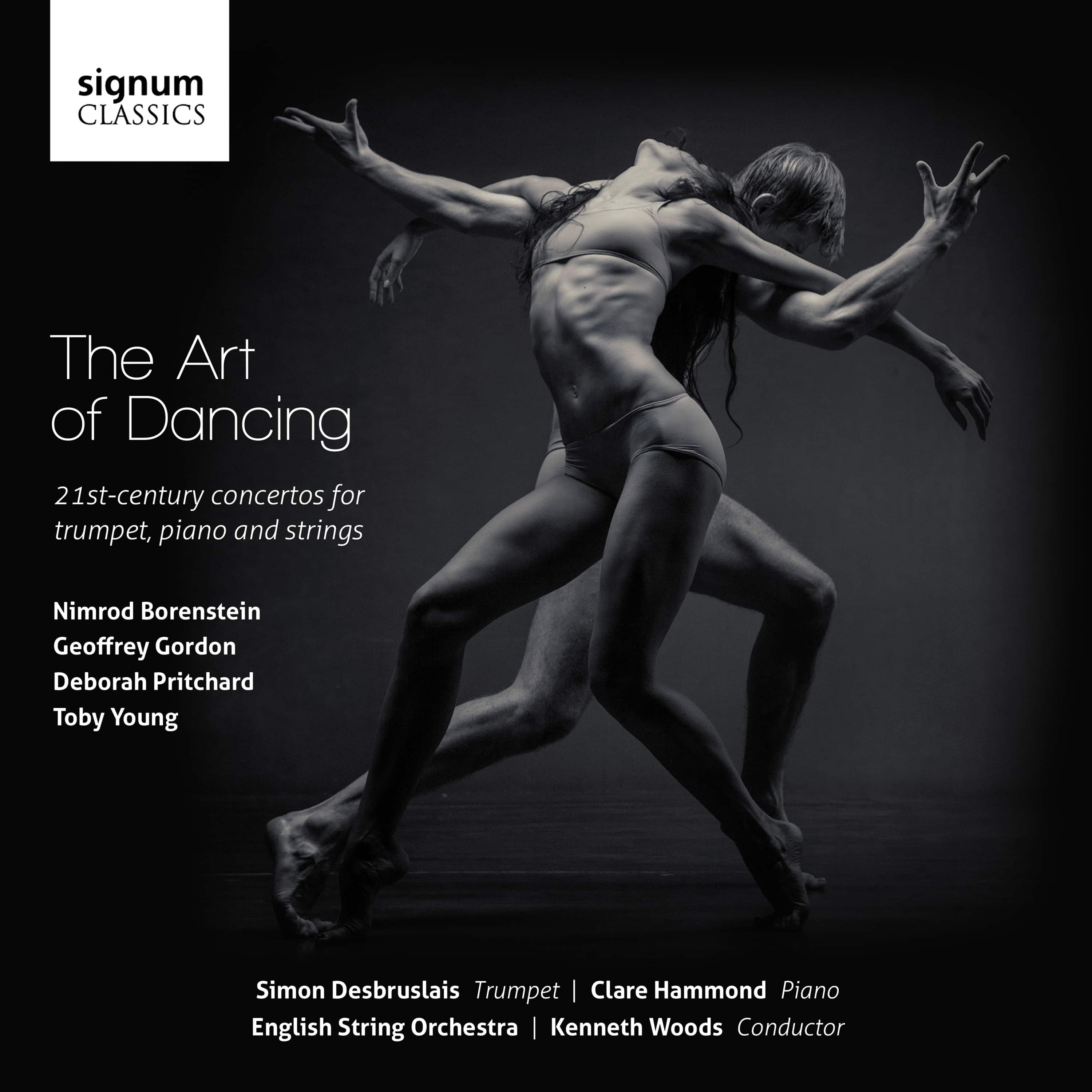 CD Review- Fanfare Magazine on The Art of Dancing