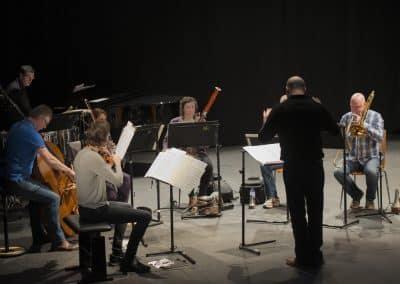 ESO rehearsal