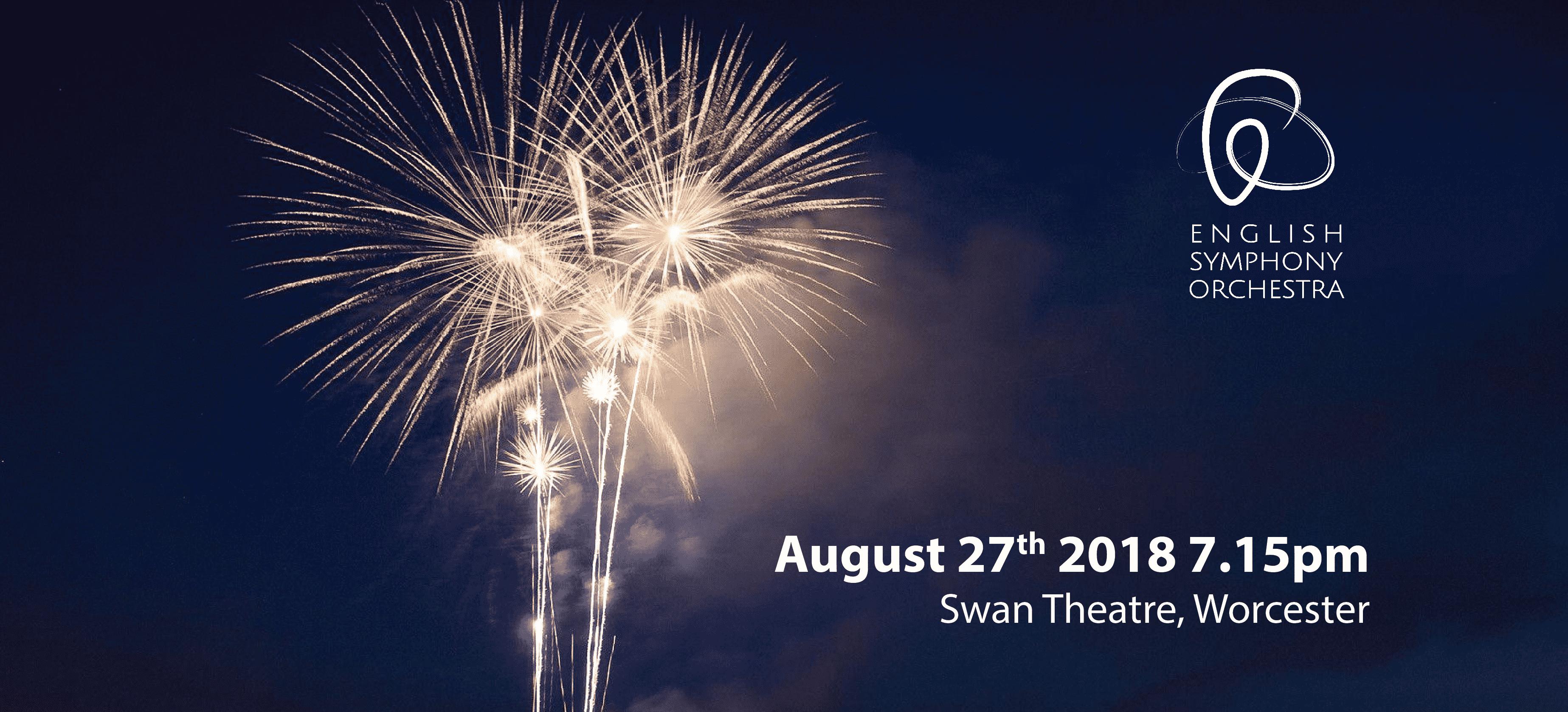 Worcester Festival Fireworks Concert