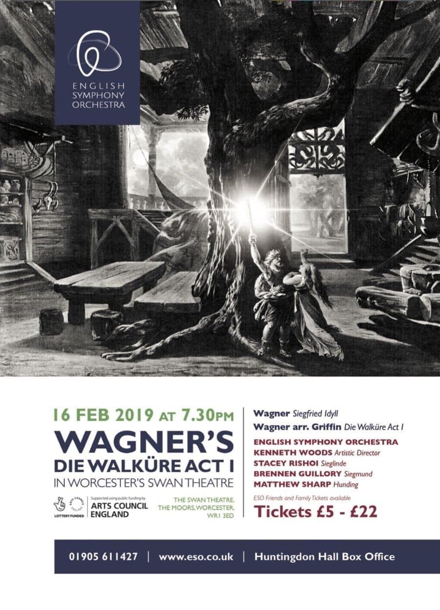 Wagner's Walküre – Who are these people and how did they get here?