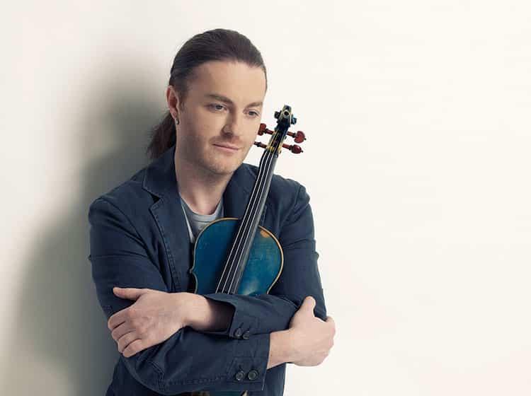 Pavel Šporcl – Mendelssohn Violin Concerto in E Minor