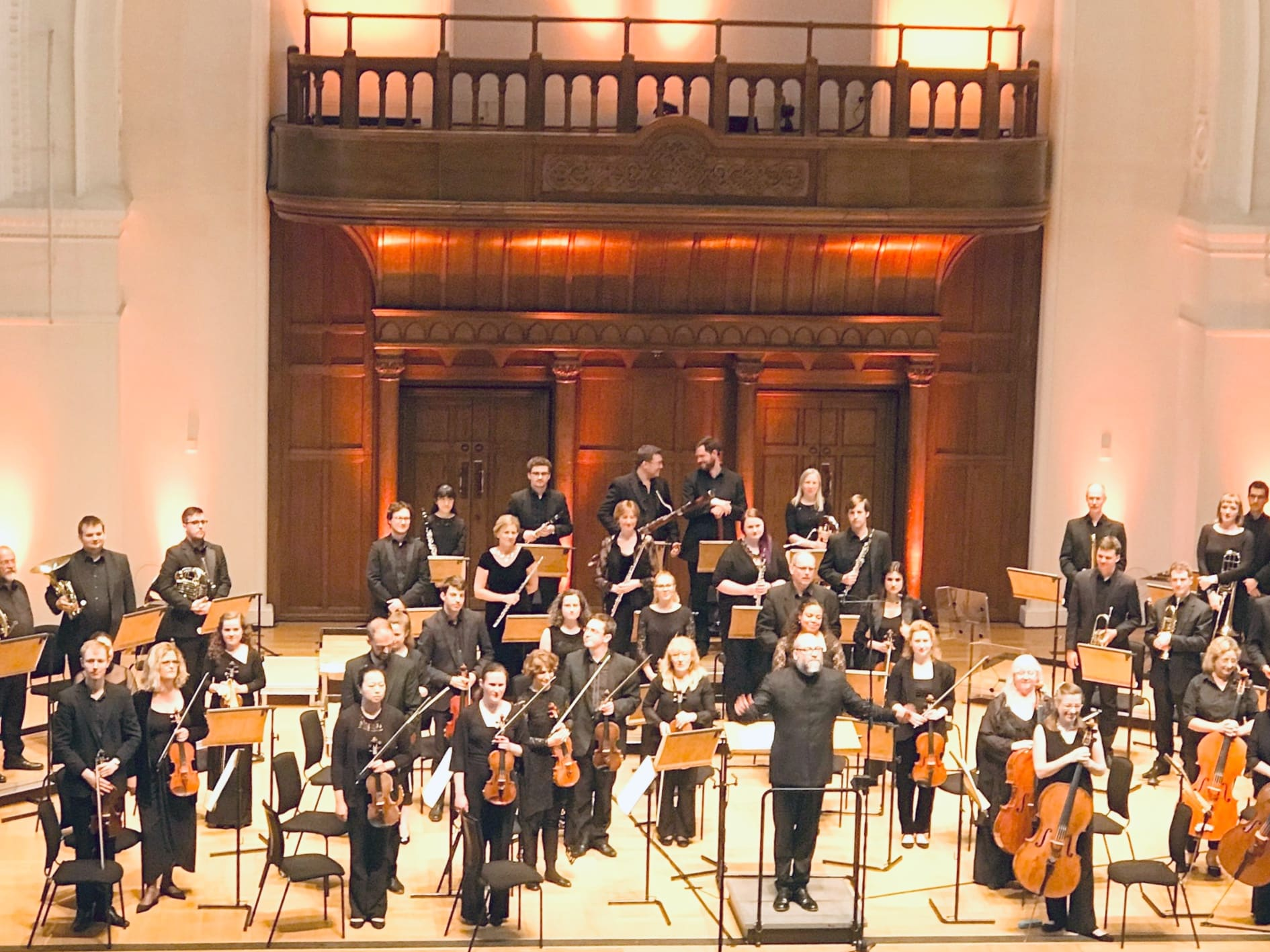 Concert Review – Musical Opinion on ESO at Cadogan Hall