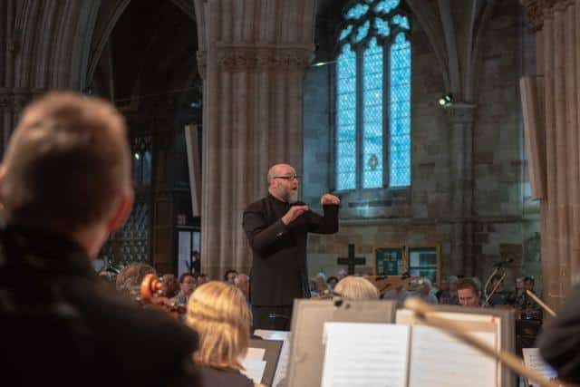 Concert review: Messiah thrills at Malvern Priory