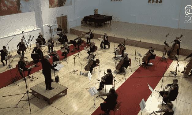 Elgar Reimagined – String Quartet in E minor