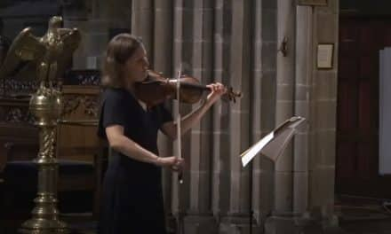 Zoë Beyers –  Bach's Partita No.3 in E Major