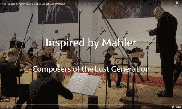 Inspired by Mahler