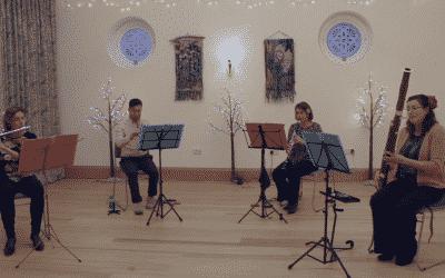 ESO Wind Quartet in Concert