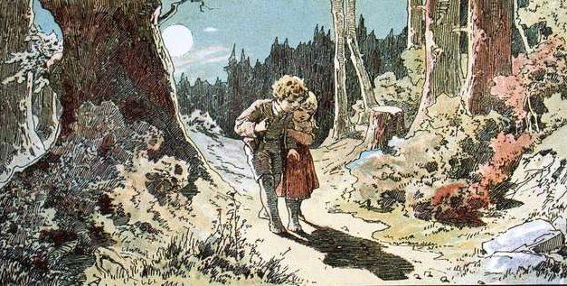 The Art of Storytelling – Hansel and Gretel